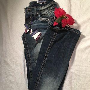 Vigoss Bootcut Jeans Size 1/2
